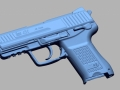 thumbs HK 45C 45auto 3D Scanning & Inspection of Weapons