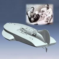 EMS Scan Lombardi 200x197 EMS 3D Scans a Piece of Boat Racing History